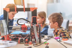 3D printing with kids