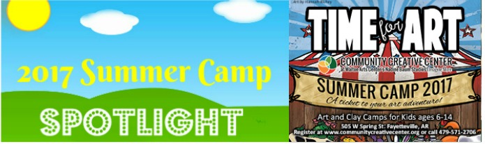 Community Creative summer spotlight banner