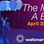 Giveaway: Tickets to see The Moon's a Balloon at WAC
