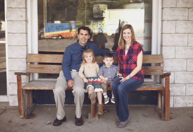 5 Minutes with a Mom: Sarah Gillmer