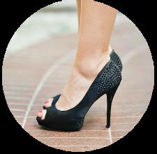 high heels pixabay1cropcircle