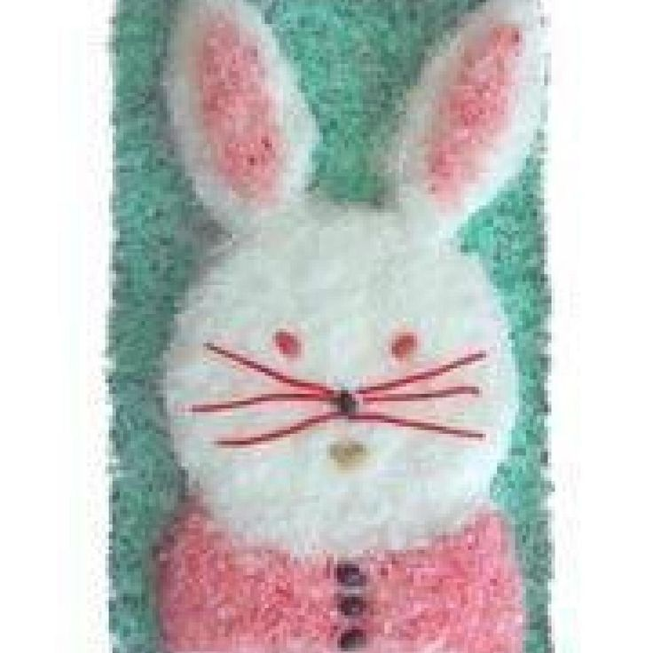 Mealtime Mama: Hip Hop Bunny Cake for Easter