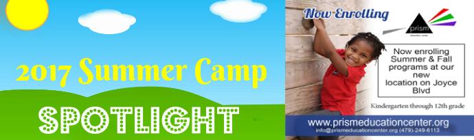 Summer Camp Spotlight: Prism Education Center