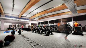 tyson fitness center
