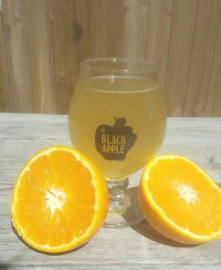 BAX Hop-Work Orange