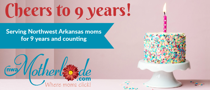 It's our 9th blogoversary! Let's celebrate with a huge Mother's Day Giveaway!
