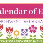 Northwest Arkansas Calendar of Events: May 2017