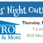 Moms' Night Out at Metro Appliances & More on May 25, 2017
