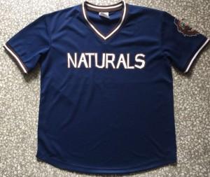 Naturals tshirt 2017