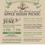Giveaway: Win a family 4-pack to the Apple Seeds Picnic on the Farm event!