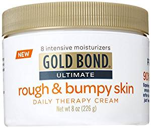 gold bond rough and bumpy skin