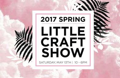 little craft show