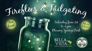 Fireflies & tailgating