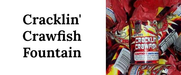 1crawfish fountain 250