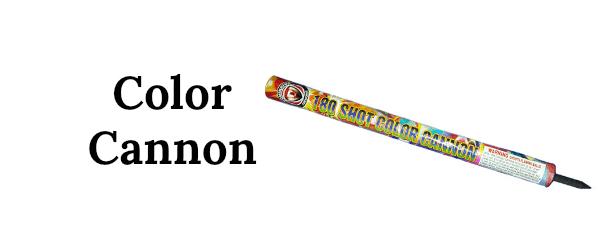 4 color cannon 250