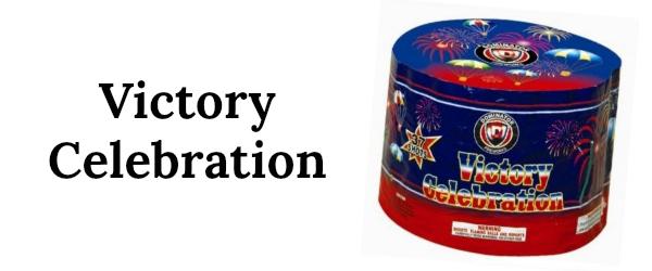 Extra victory celebration 250