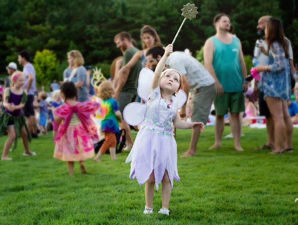 Firefly Fling little fairy, small