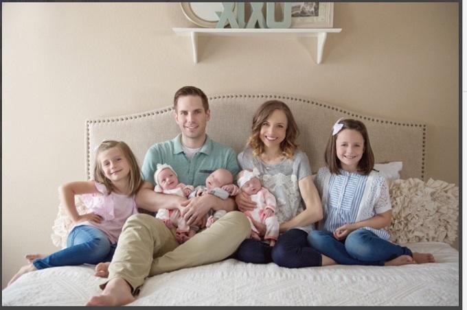 Karissa's whole family