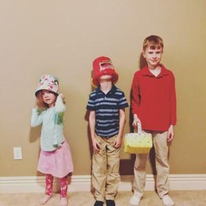 Meredith Lowry's kids