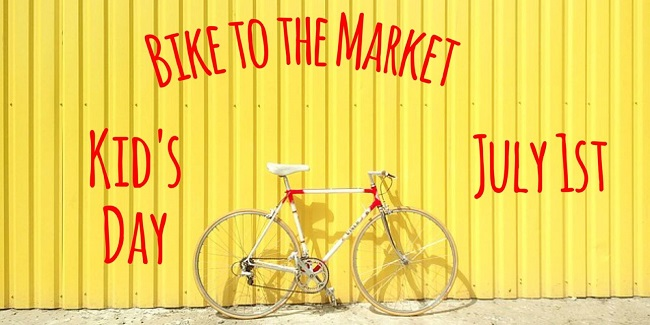 Outings Under $20: Downtown Rogers Farmer's Market Bike Day, Movie