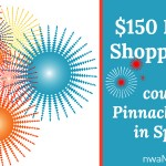 Giveaway: $150 Fireworks Shopping Spree at Pinnacle Fireworks!
