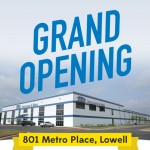 Metro Grand Opening June 16th and 17th in Lowell