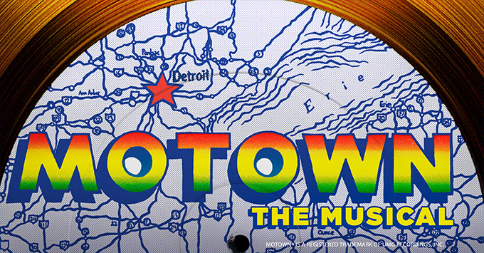 Giveaway: Tickets to see Motown: The Musical!