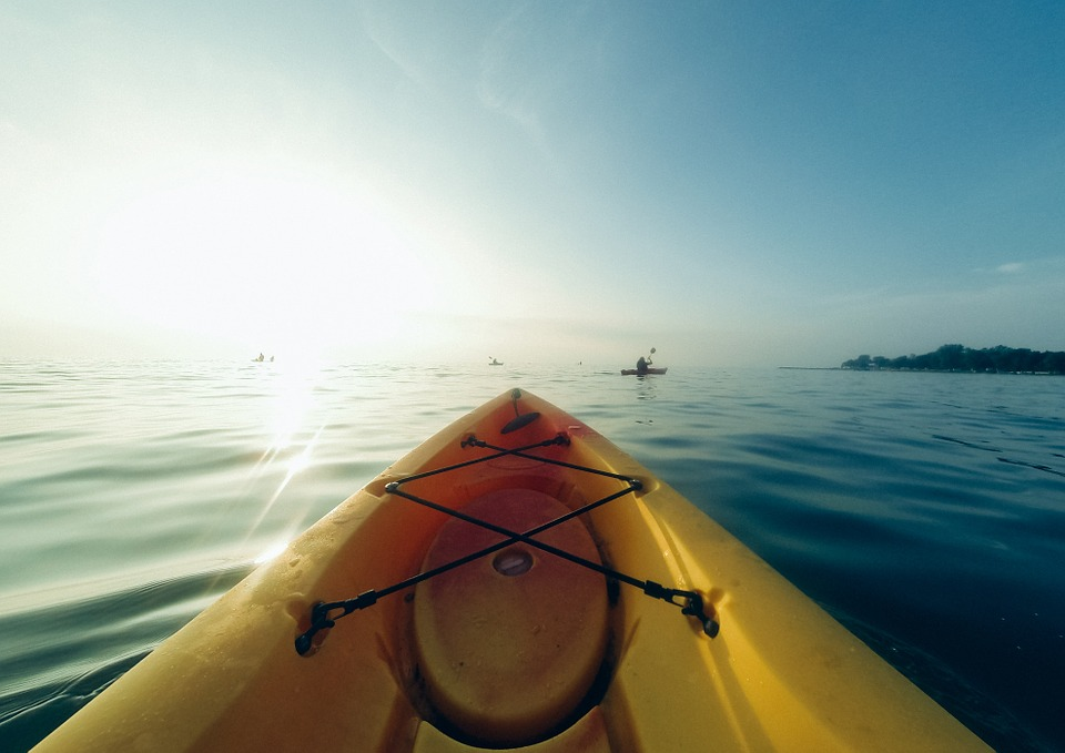 Outings Under $20 in Northwest Arkansas: Sunset kayak tours on Beaver Lake