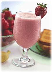 Mealtime Mama: Fruity Strawberry Shake