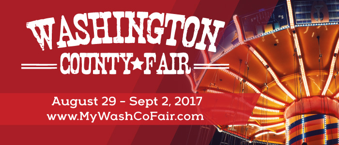 Giveaway: Win $250 worth of ride tickets for the Washington County Fair!