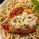 Mealtime Mama: Chicken Parmesan