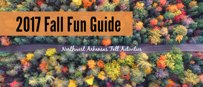 2017 Fall Fun Guide: Top 10 Things to Do this Fall in Northwest Arkansas {pumpkin patches & more!}