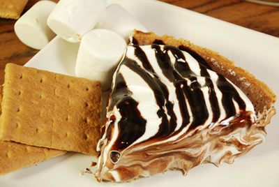 Mealtime Mama: S'mores Pie
