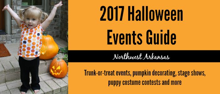 2017 Halloween Guide: Family-friendly events & activities in Northwest Arkansas