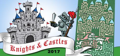 Farmland Adventures new corn maze for 2017