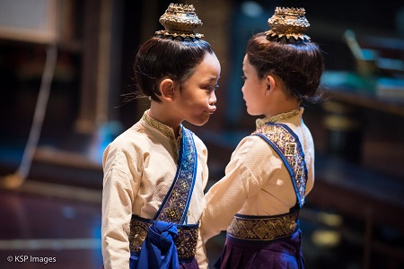 Joan Almedilla talks about The King & I, touring with her young son and visiting Northwest Arkansas