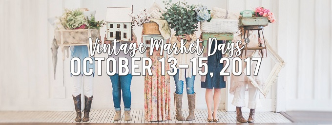 Giveaway: Win a Girls' Day Out for 6 at Vintage Market Days of NWA