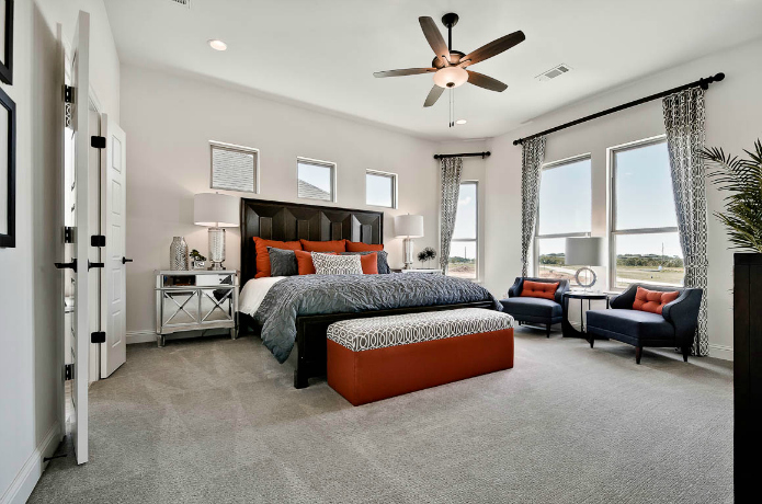 Northwest Arkansas Dream Homes Is Your Master Bedroom An