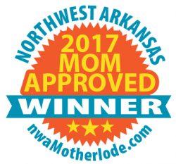 2017 Northwest Arkansas Mom-Approved Award Winners Announced!