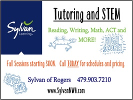 sylvan learning center rogers arkansas