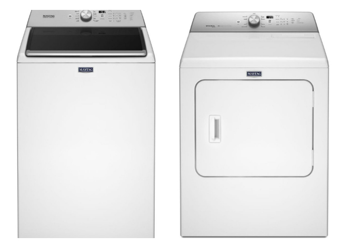 Giveaway: Washer & Dryer Set from Metro Appliances!
