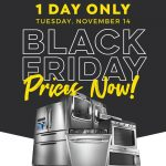 Metro Appliances having an early Black Friday sale