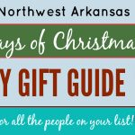 2017 Northwest Arkansas Holiday Shopping Guide: 12 Days of Christmas!