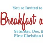 Giveaway: Win Breakfast with Santa tickets for your family!