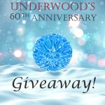 Holiday Giveaway: Underwood's 12-carat Blue Topaz!