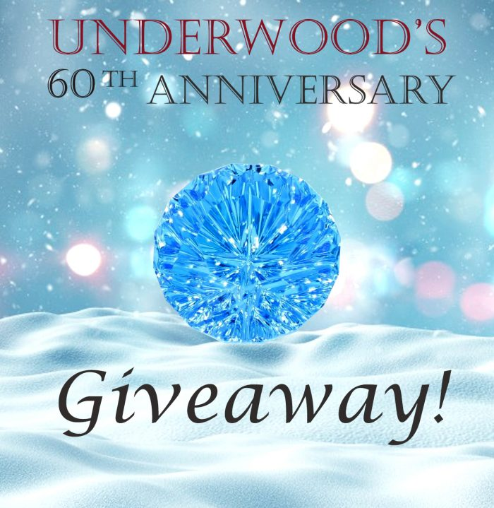underwoods 60th anniversary giveaway