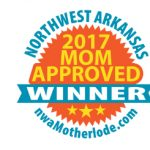 2017 Northwest Arkansas Mom-Approved Award Winners Announced!