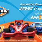 Hot Wheels exhibit open through April at the Amazeum