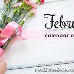 Northwest Arkansas Calendar of Events: February 2018