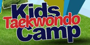 kids taekwondo camp